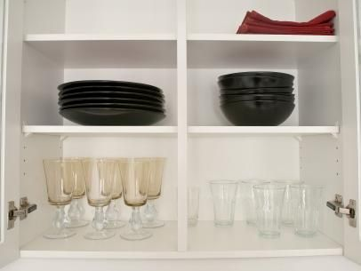 Kitchen Cabinet Organizers: Pictures Options Tips & Ideas HGTV kitchen cabinet organizers. #cabinetorganizers