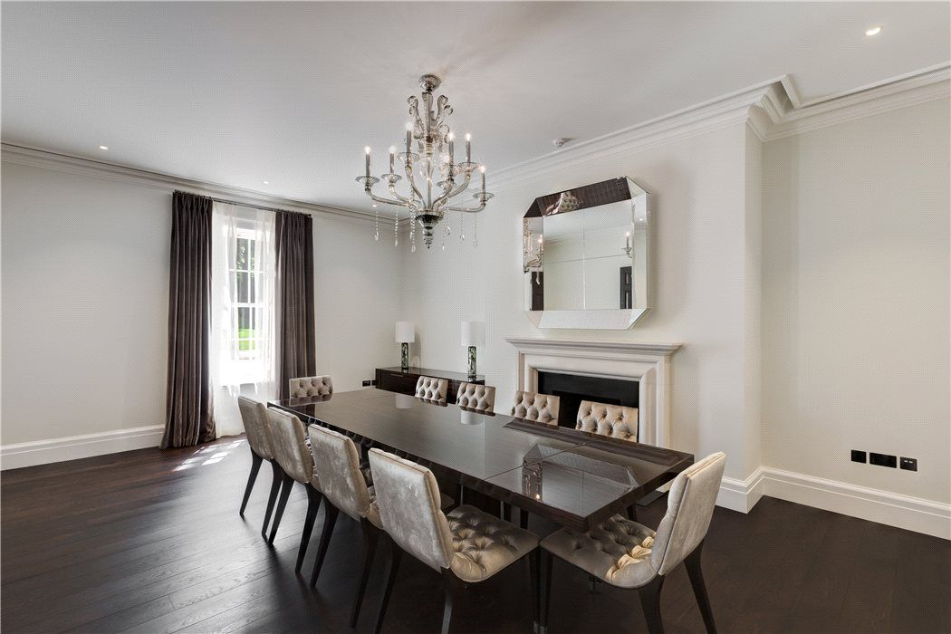 House For Sale In East Road St Georges Hill Weybridge Surrey