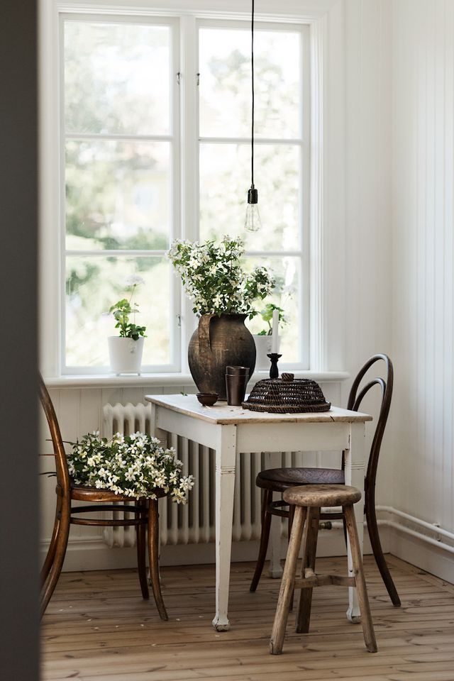 A Dreamy Swedish Country Home (my scandinavian home) Country
