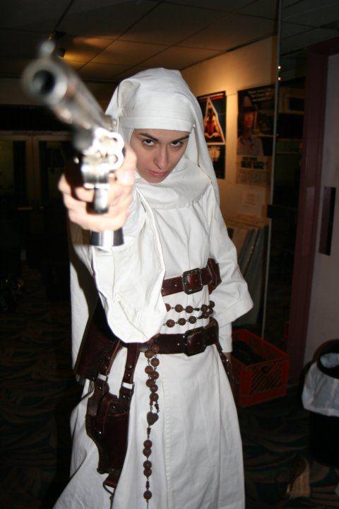 Nude Nuns With Big Guns 2010 2K10 In Film Hot Nun-6106