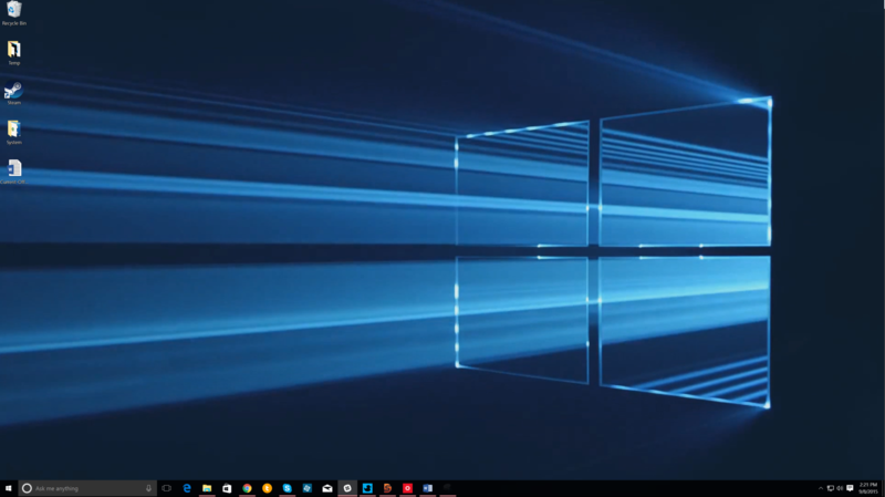 How To Get An Animated Desktop In Windows 10 Moving Wallpapers Wallpaper Windows 10 Live Wallpaper For Pc