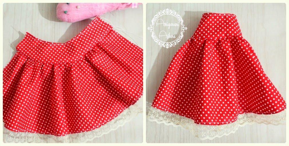 Ravelry: Amigurumi Bebek Elbisesi Kırmızı Pelerin Yapımı pattern ... | 510x1010