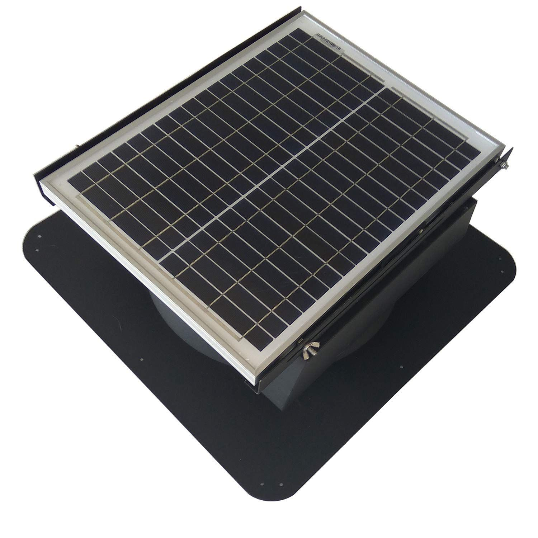 Android Tv Box Natural Light Solar Attic Fan Solarcozi 20w Adjust