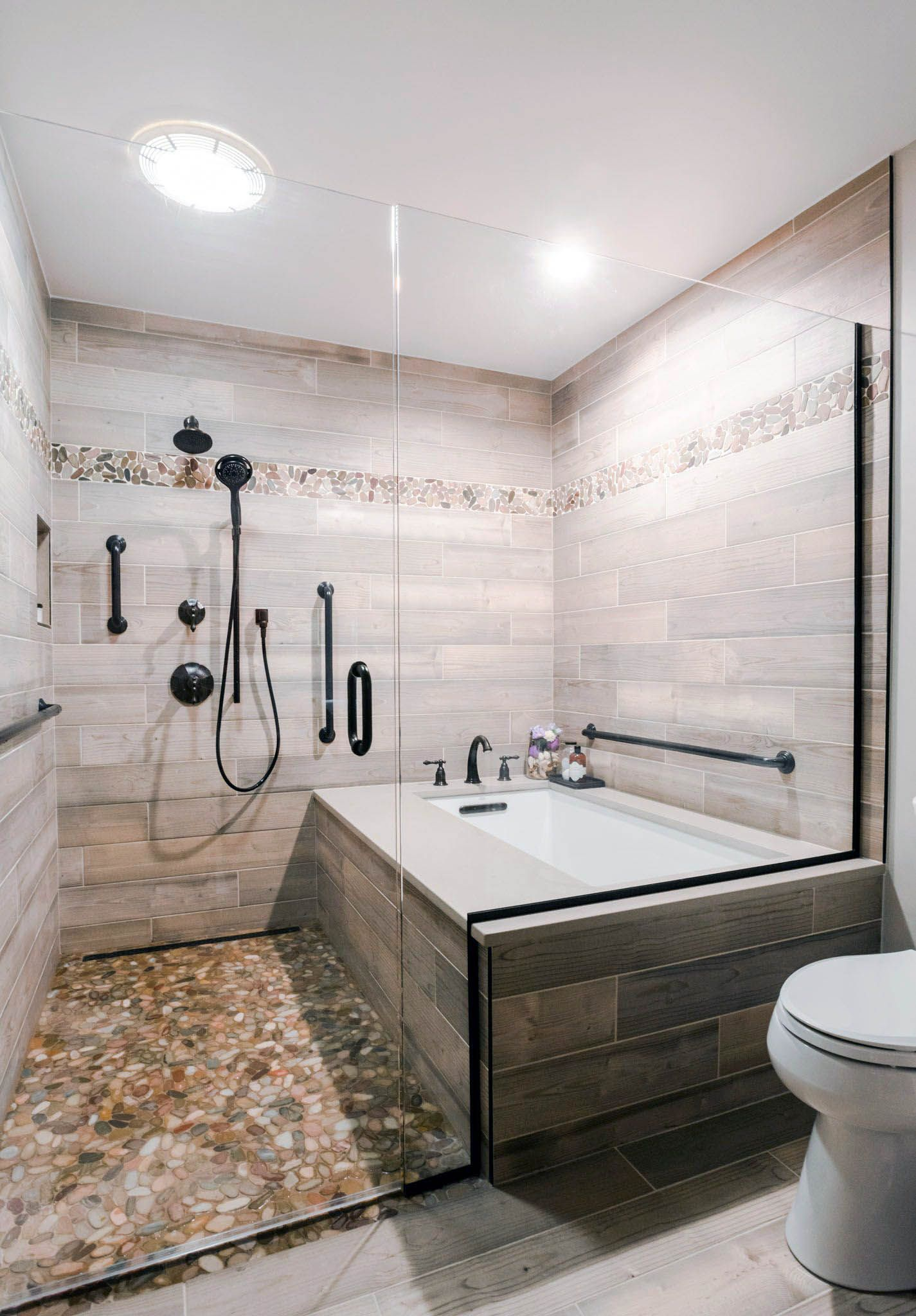 Remarkable Master Bathroom Remodel Ideas 2017 For Your Home