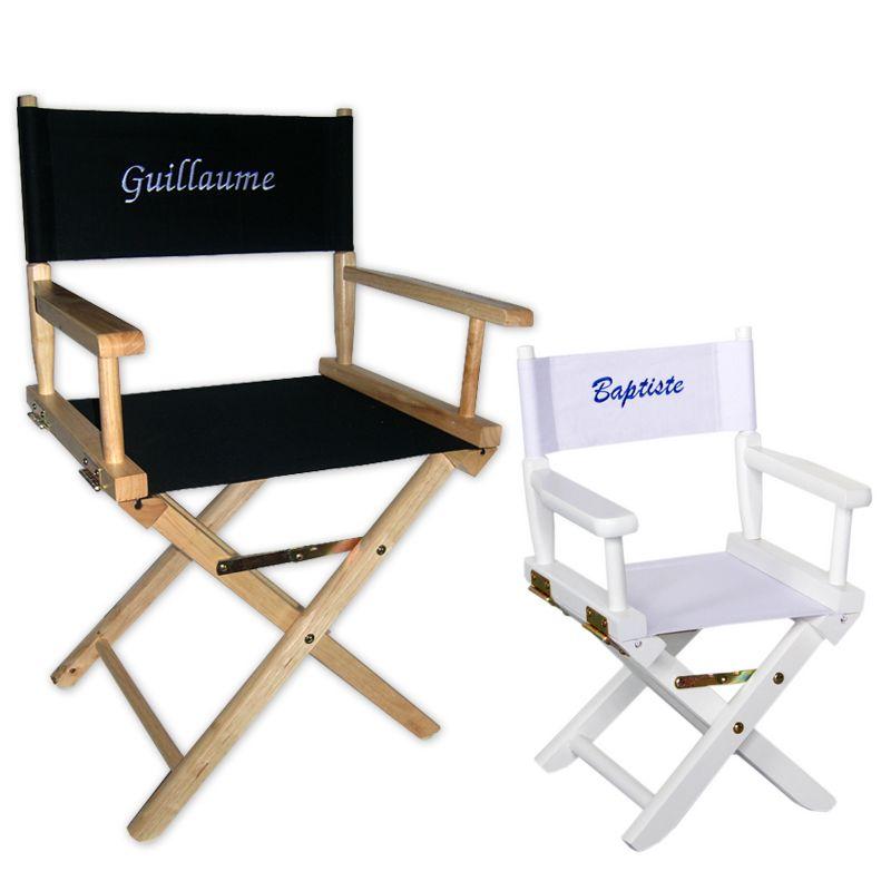 fauteuil de star personnalise avec