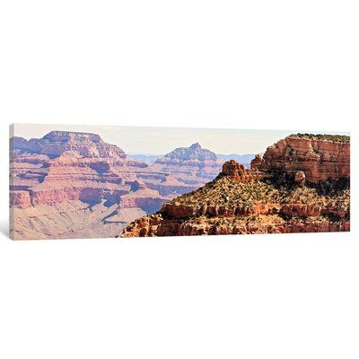 East Urban Home Grand Canyon Panorama V Photographic Print On - Rare weather event fills grand canyon with fog and gives us this breathtaking sight