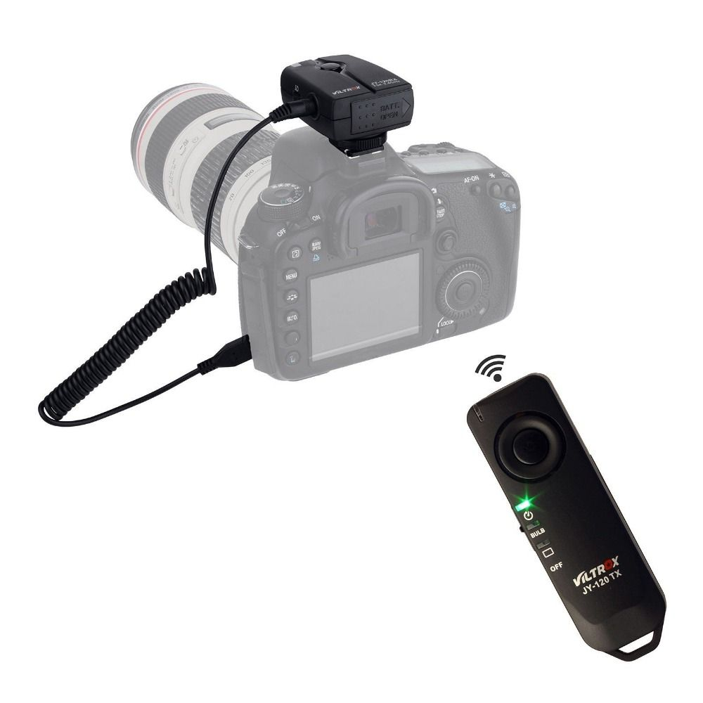 Robot Check Remote Control Camera Shutter Remote