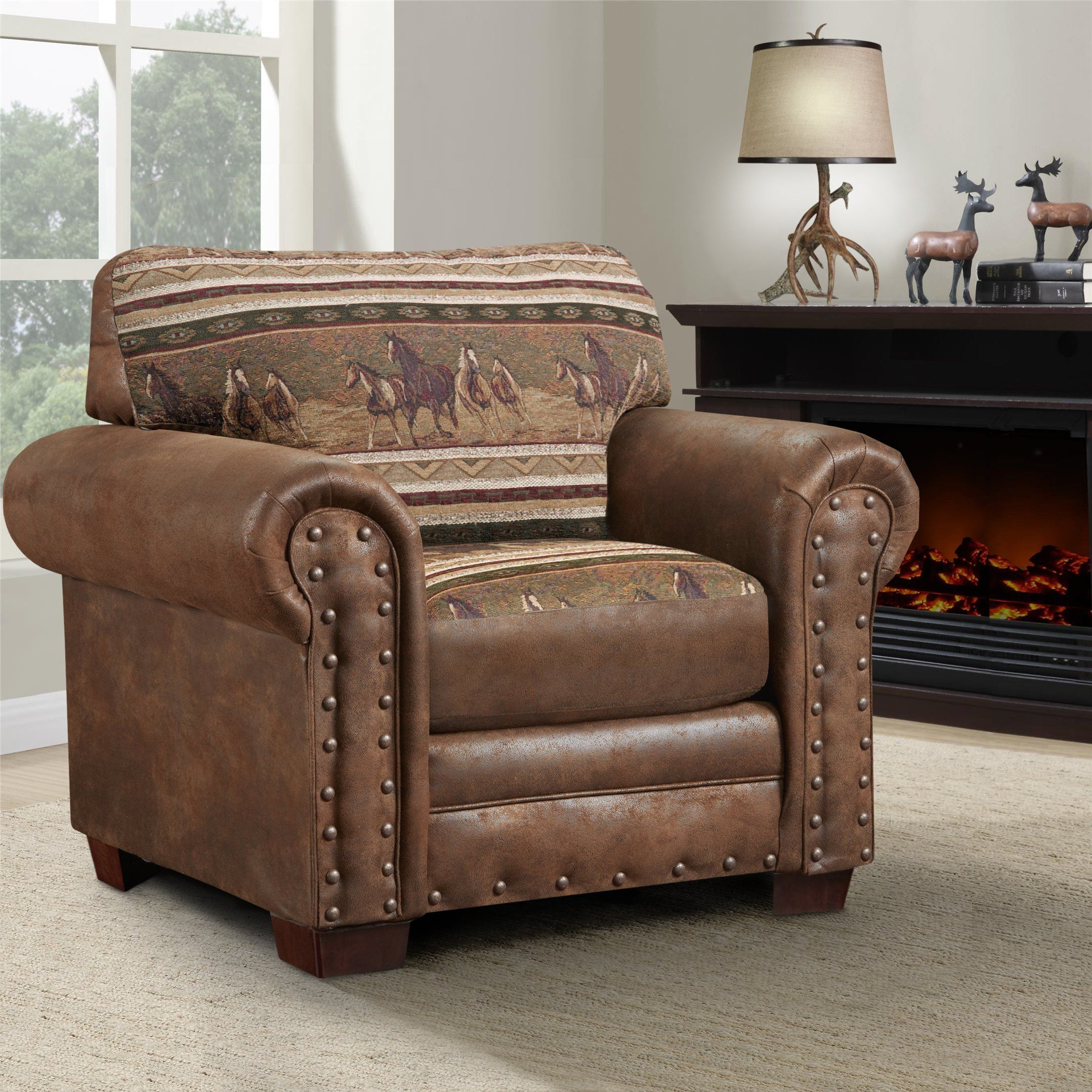 American Furniture Classics Wild Horses Chair Be Sure To Check