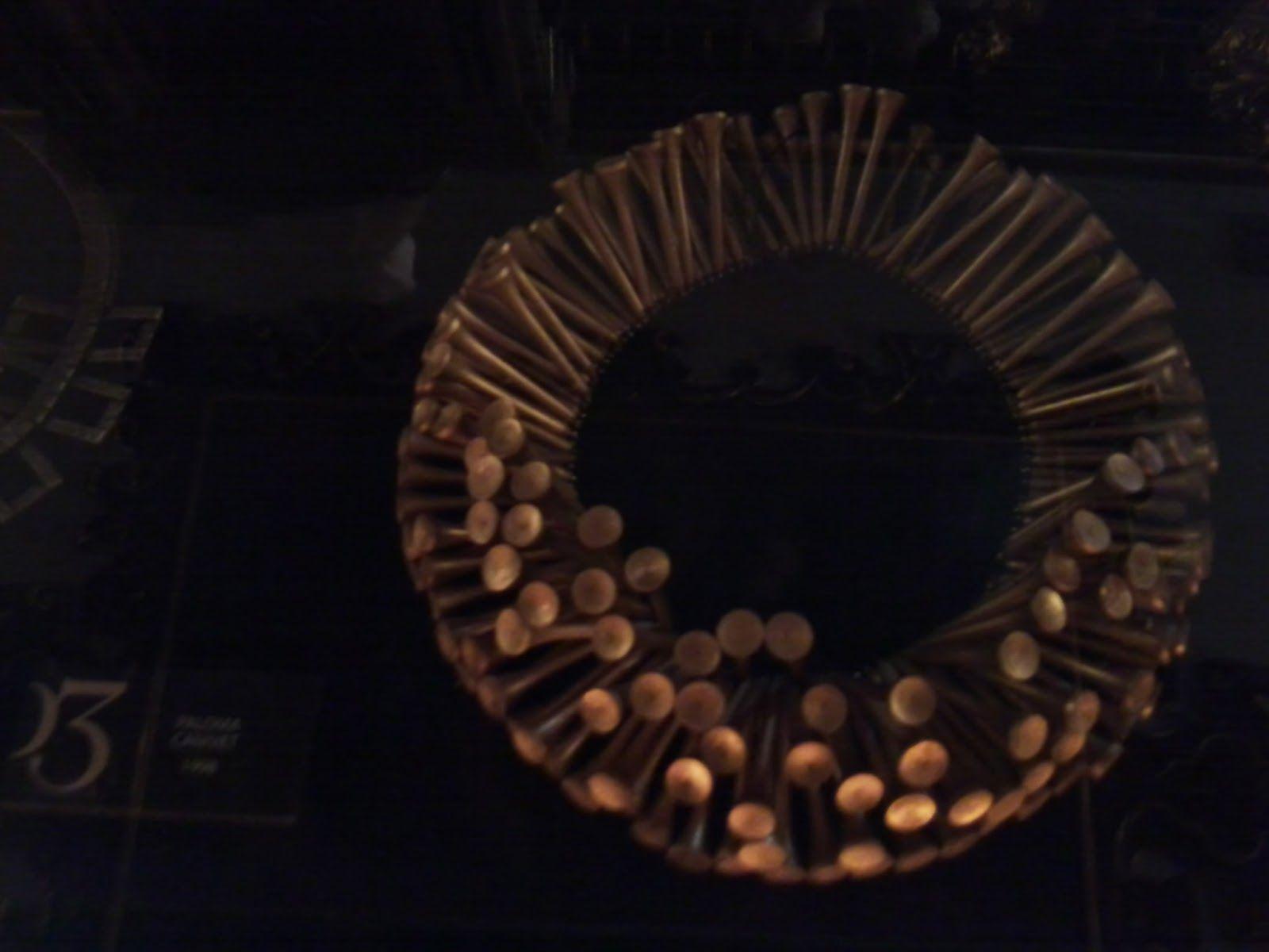 "Collar "" TEES"" Paloma Canivet para Jesus del Pozo. 1998"
