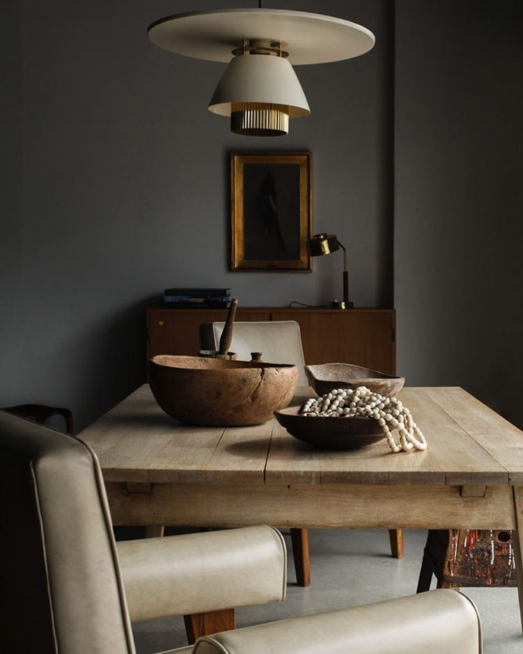 Showroon interior by Galerie Half, Pierre Jeanneret´s Committee ...