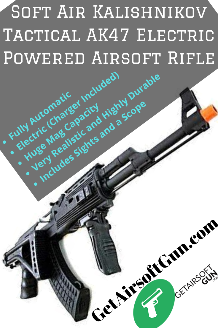 Pin on Airsoft Guns for Beginners