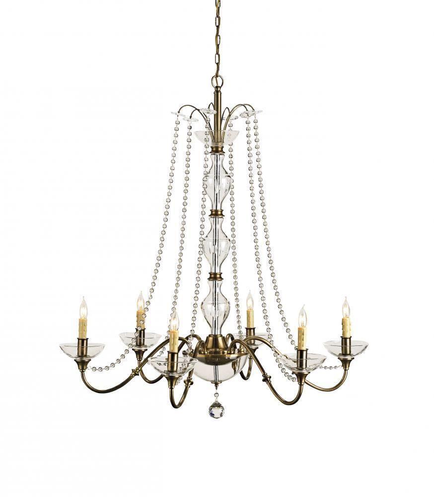 Currey company 6 light bohemia chandelier on chairish currey company 6 light bohemia chandelier on chairish arubaitofo Gallery