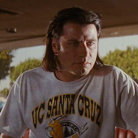 61d510ffbd Pulp Fiction - UC Santa Cruz Banana Slugs- Esta camiseta você encontra na  Cutscene: