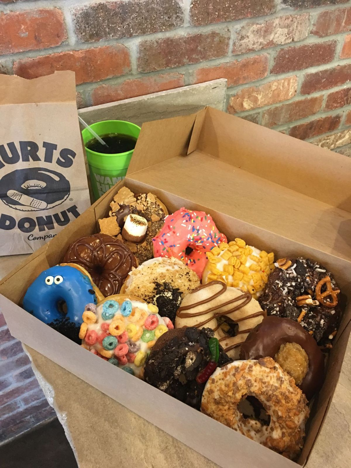 Hurts donuts middleton wisconsin hurts donuts delicious