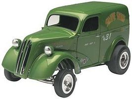 Revell Monogram Thames Panel Truck Ssp Plastic Model Truck Kit 1