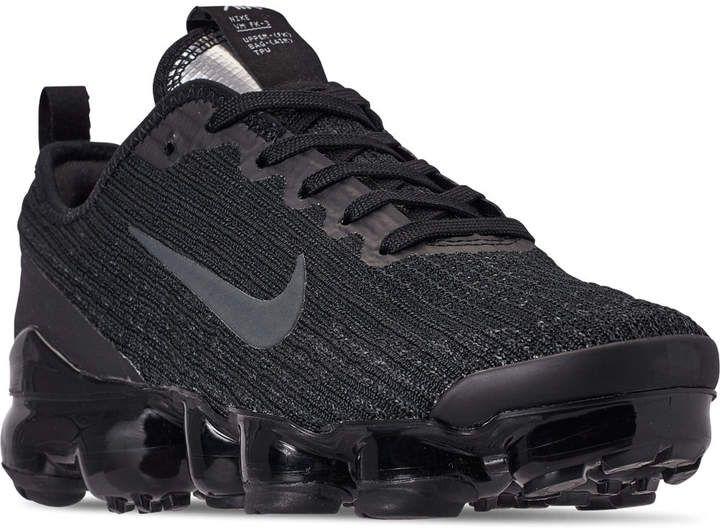 newest fbdf2 ba282 Big Kids' Nike Air VaporMax Flyknit 3 Running Shoes ...