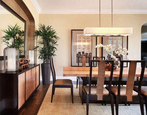 Walnut Residence   Asian   Dining Room   Orange County   International  Custom Designs