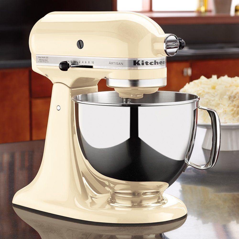 Kitchenaid ksm150psco artisan series 5qt