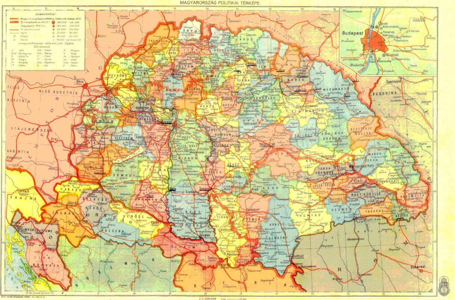 Keptalalat A Kovetkezore Magyar Magyar Kiralysag 1940 Ben