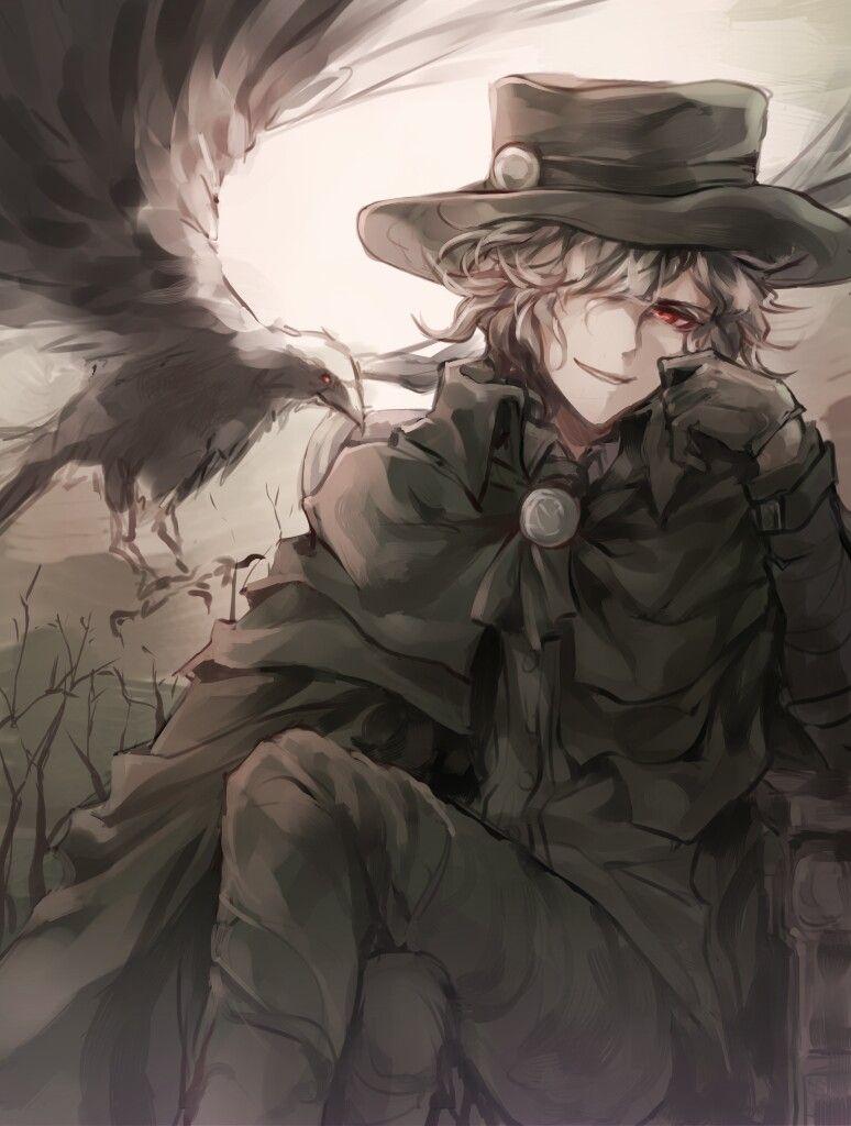 Edmond Dantes Fate Character Art Fate Stay Night