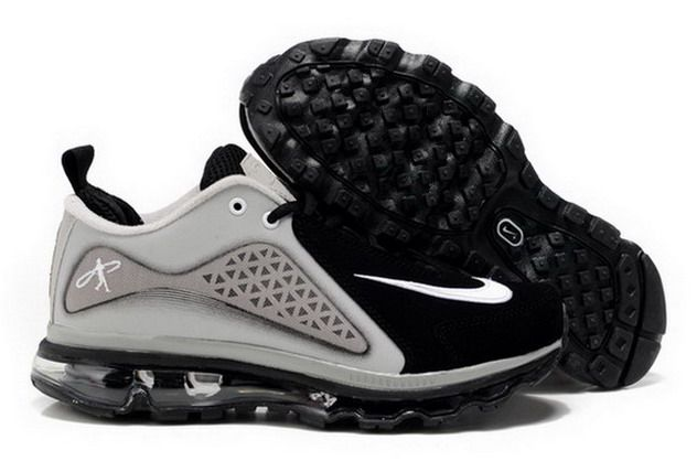 76e5c05caf 2013 Ken Griffey Jr Shoes 360 Black White Grey | Fresh. | Nike Air ...