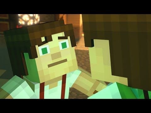 Minecraft Story Mode Two Jesses Season 2 Episode 3 13