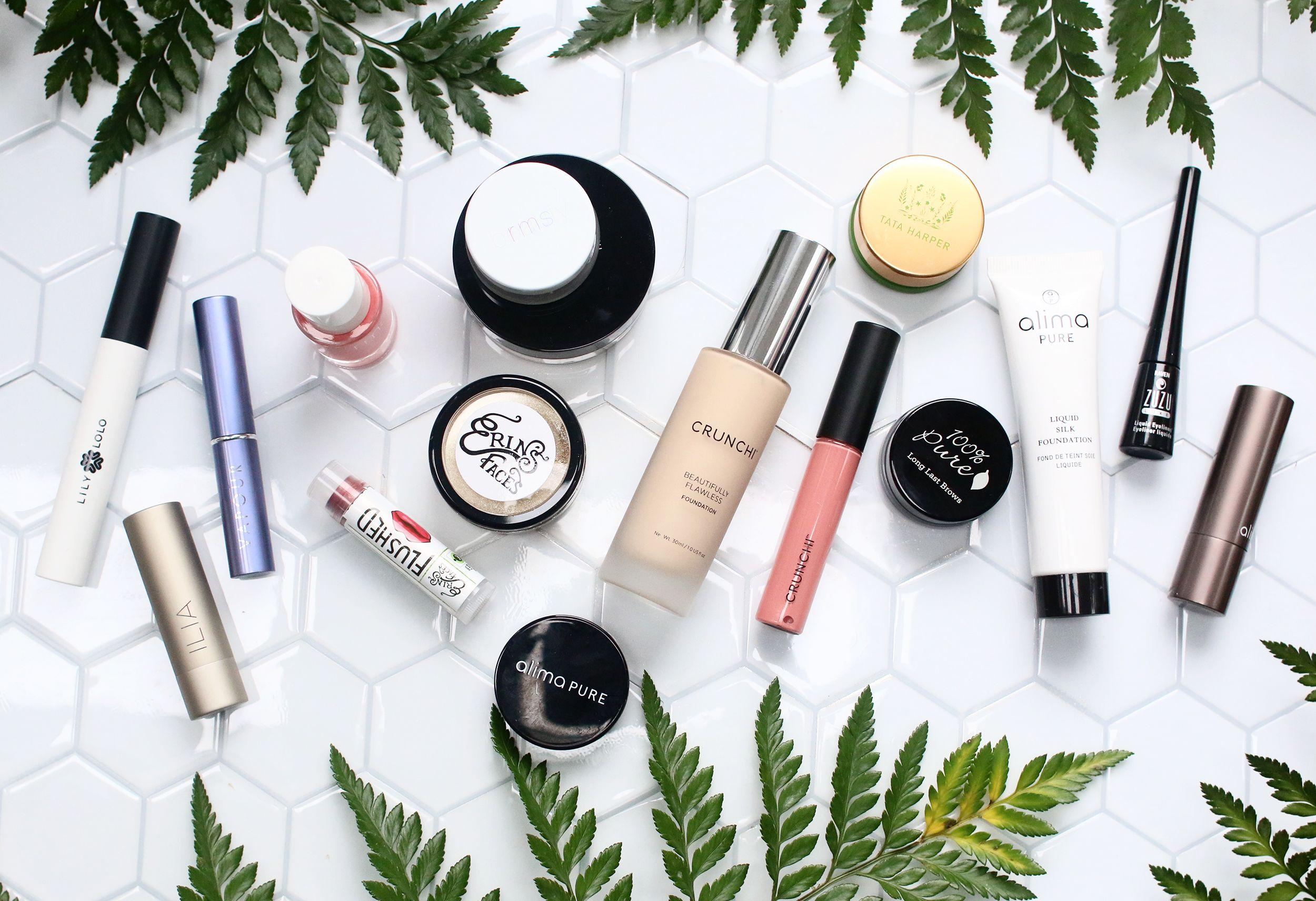 10 Nontoxic Makeup Brands To Try Natural, NonToxic
