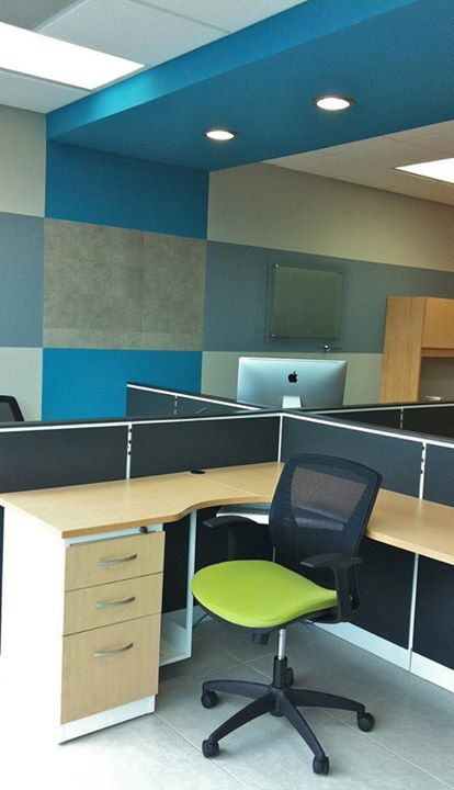 Office design by Atelier