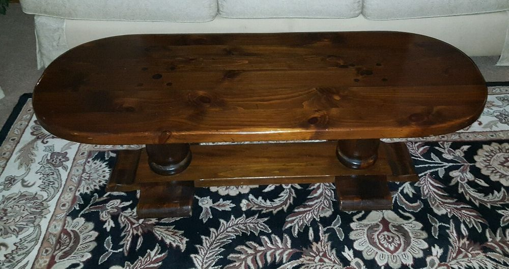 Astonishing Ethan Allen Dark Antiqued Pine Old Tavern Large Double Gmtry Best Dining Table And Chair Ideas Images Gmtryco