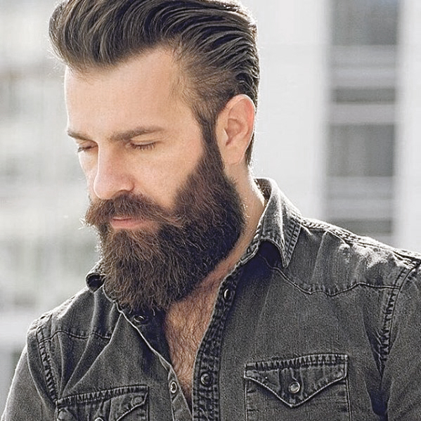 Photo of 60 Awesome Beards For Men – Masculine Facial Hair Ideas