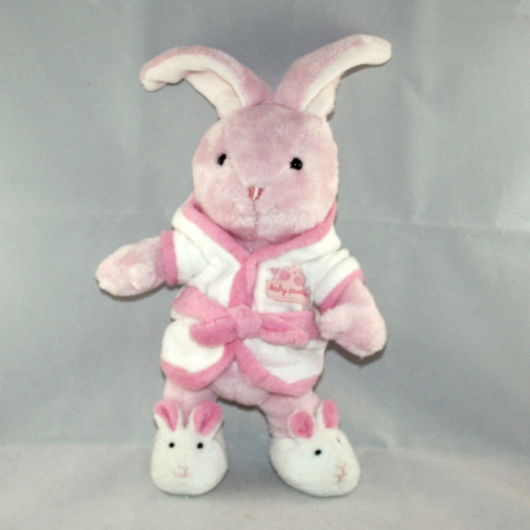 Pale Pink Cuddle Bunny