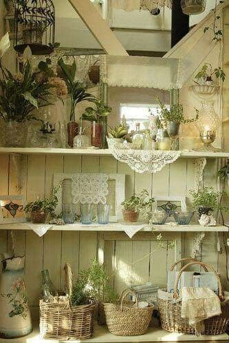 Chubby Bunny Cottage Deco Shabby Chic Kitchen Home