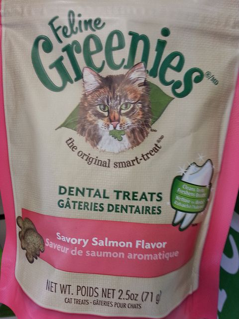 Wags Whiskers Wags And Whiskers Natural Cat Food Greenies