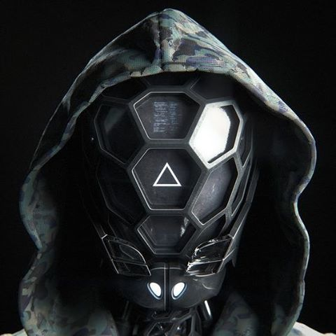 Alpha OR Delta's mask post fallout