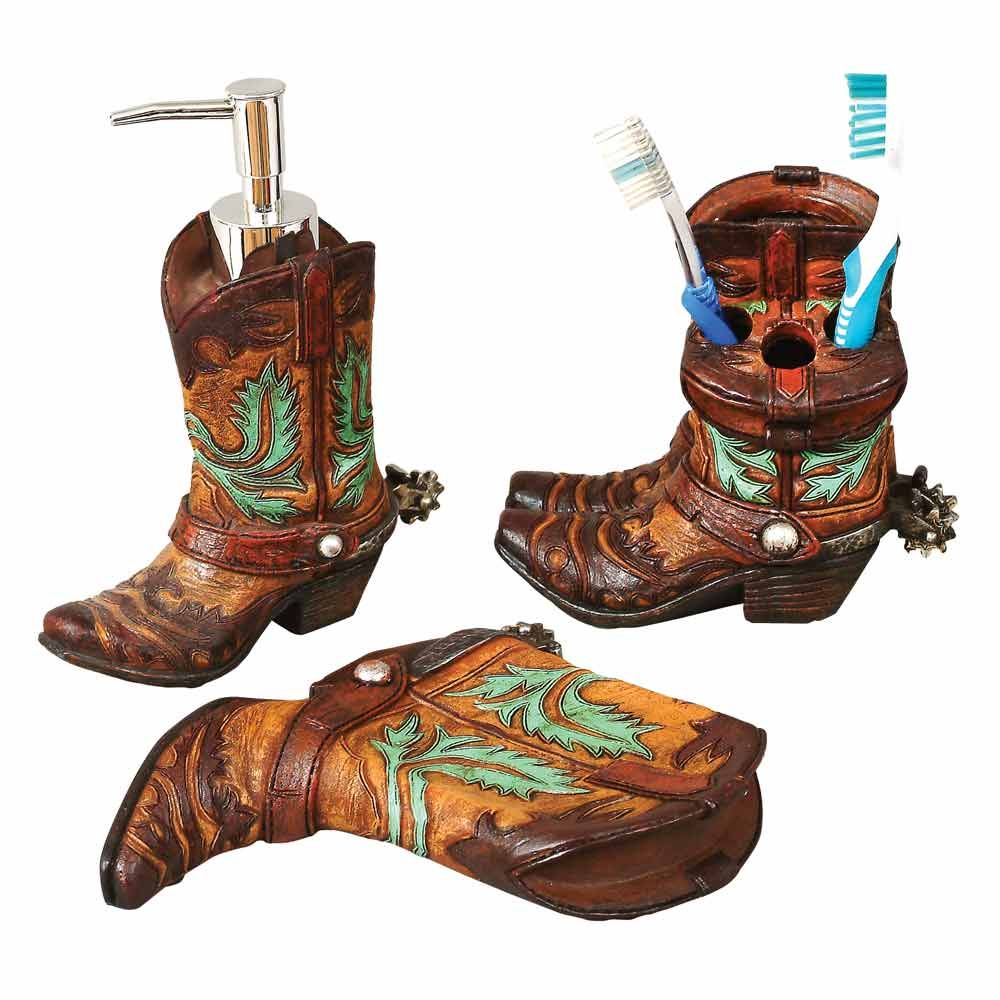 Pictures Of Cowboy Bath Decor Boots牛仔靴 Pinterest - Horse themed bathroom decor for bathroom decor ideas