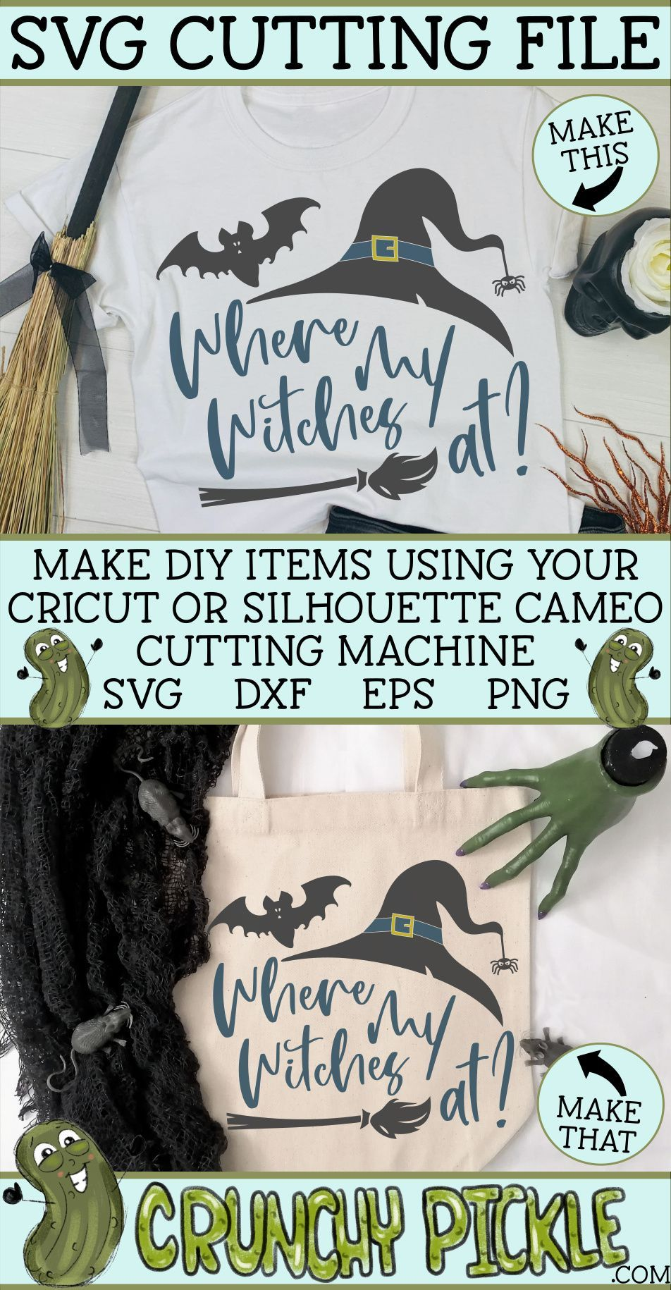 100 Best Halloween Svg Files And Projects For Cricut Silhouette Images In 2020 Svg Cricut Halloween