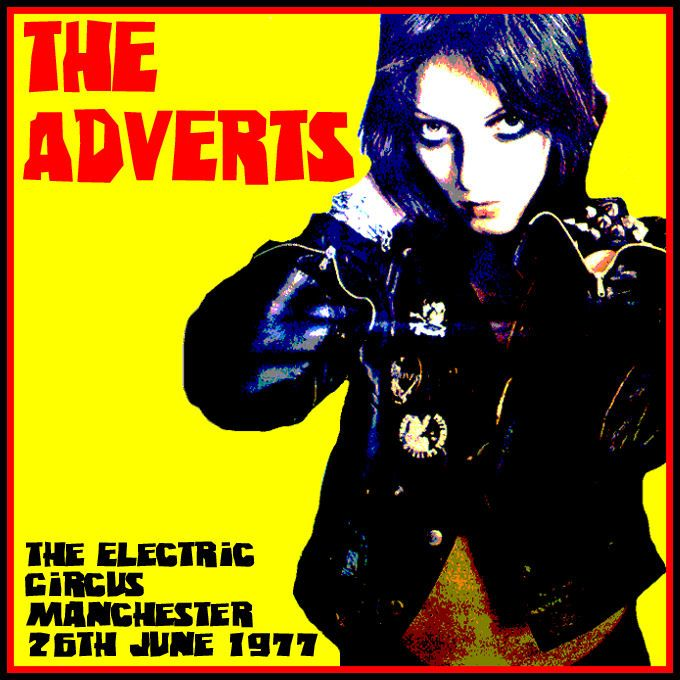 The Adverts...1977.....
