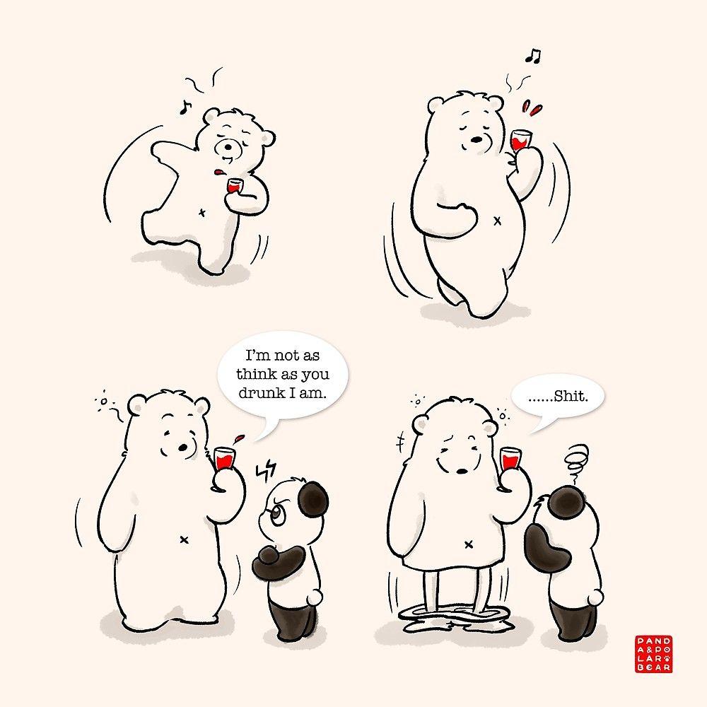 Pin En Panda Polar