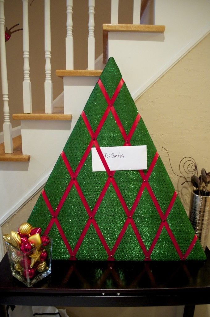 Christmas Tree Card Holder Christmas Card Holder Diy Christmas Place Cards Christmas Place Card Holders