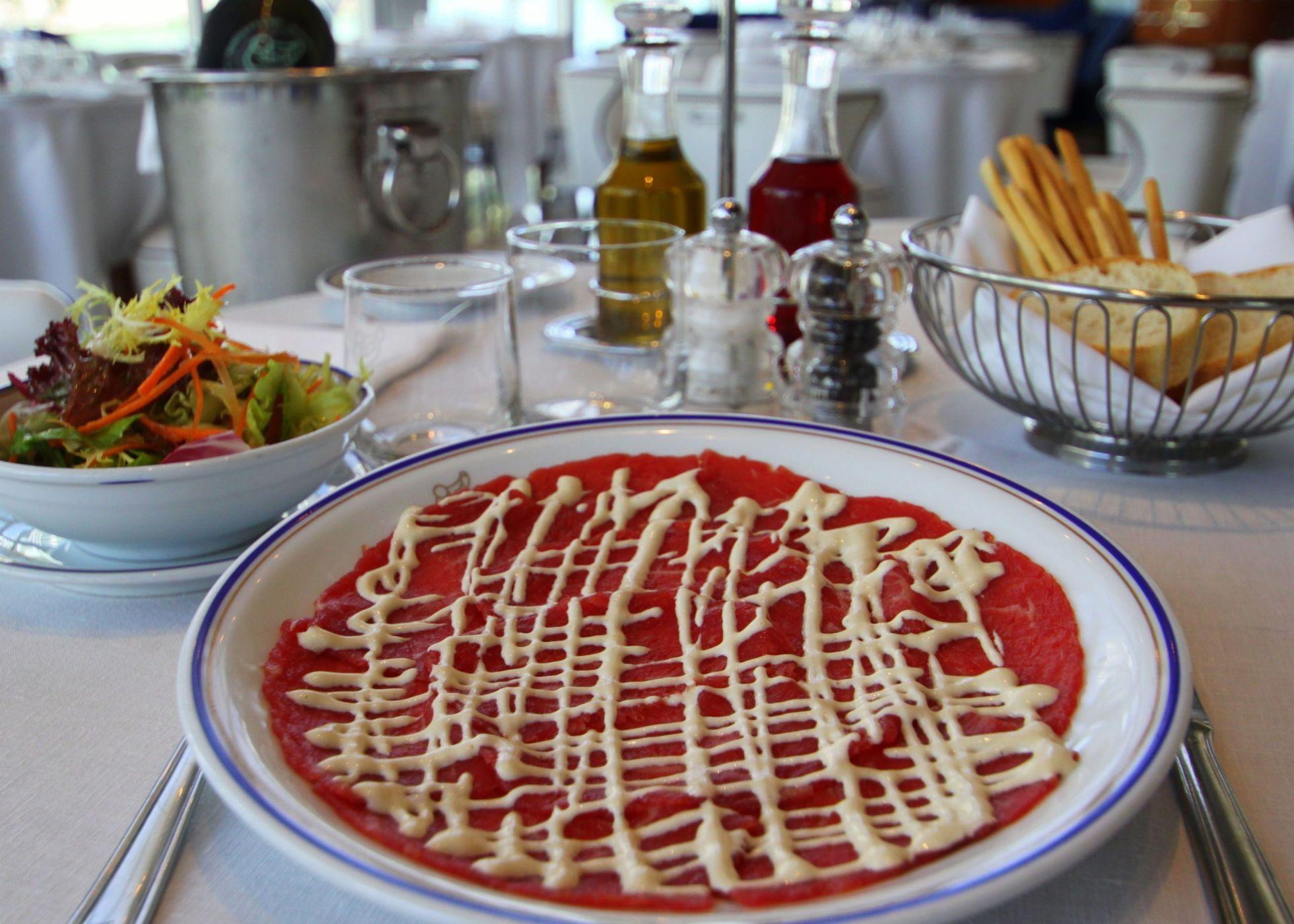 Cipriani: Pasta, pizza y vino en una espectacular terraza de ...