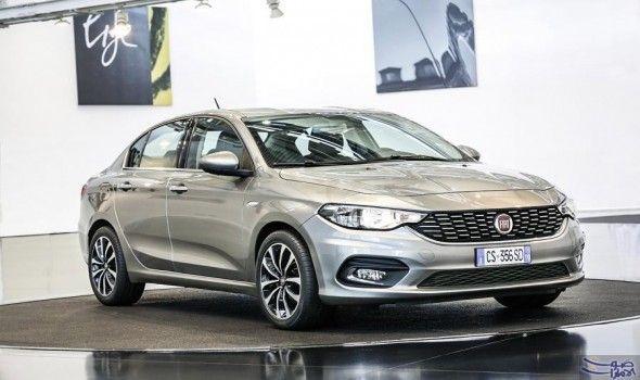 شركة فيات تطلق سيارتها الجديدة تيبو كومبي أطلقت فيات موديل خماسي الأبواب من سيارتها Tip التي تنتمي لفئة السيارات المدمجة وأوضحت Fiat Tipo Fiat Car