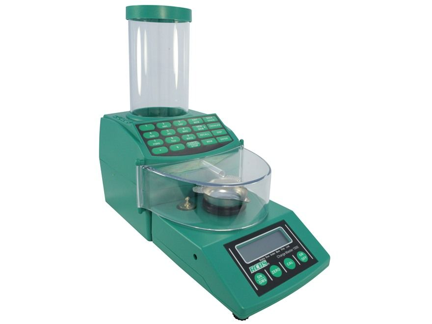 RCBS ChargeMaster 1500 Powder Scale and Dispenser...the