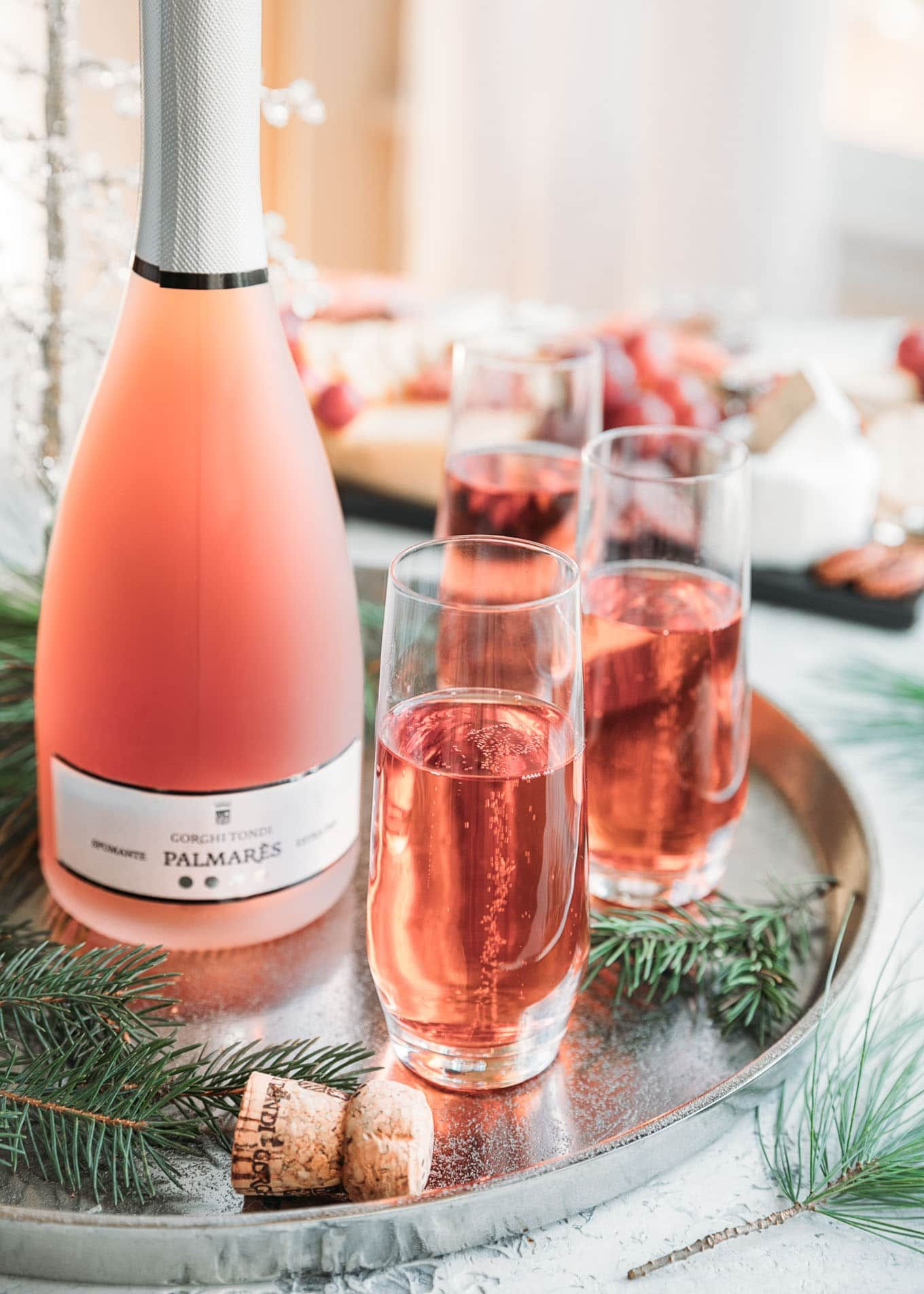 Rose Wine Isn T Just For Summer Certified Sommelier Hugh Preece Gives Us 4 Fantastic Reasons To Entertain With Rose Fo Rose Wine Best Rose Wine Holiday Wine