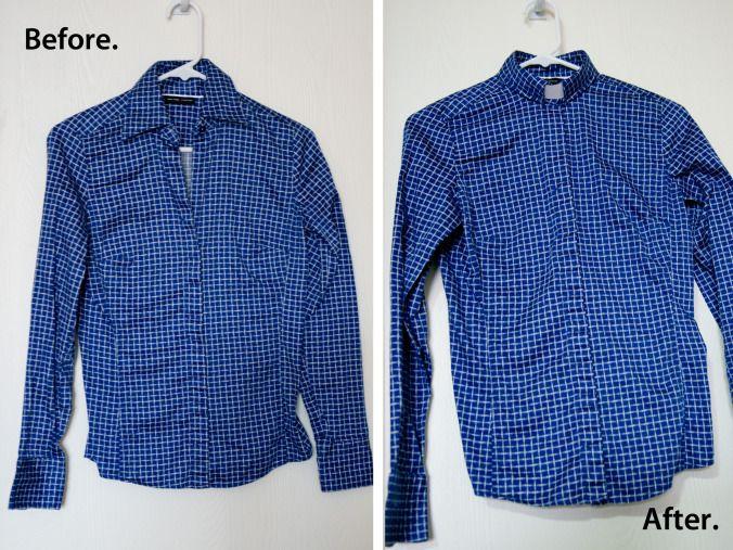 Clergy Shirts Shirt Refashion Refashion Clothes Diy Summer Clothes