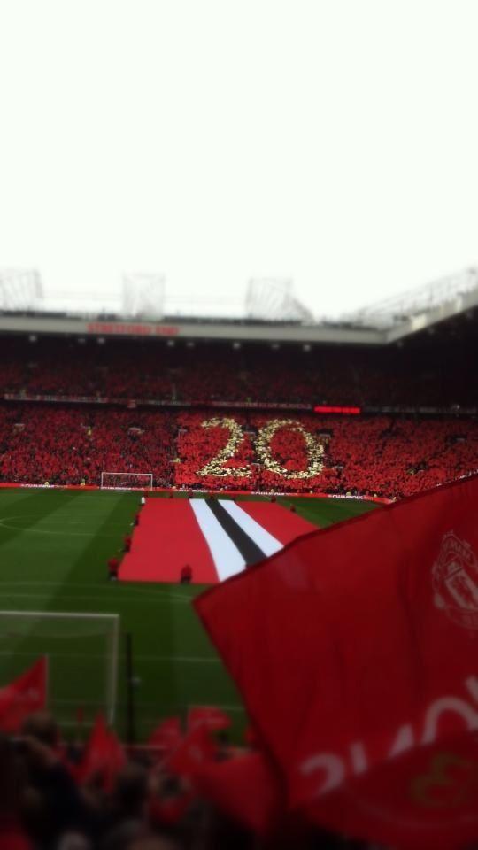 Old Trafford Manchester Liga Inggris Inggris