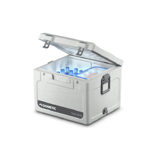 Dometic Waeco Rotomoulded icebox with superior ice keeping