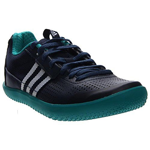 adidas Performance Womens Throwstar W Womens Running ShoesWhiteCollegiate NavyGreen55 M US ** Find out more about the great product at the image link.