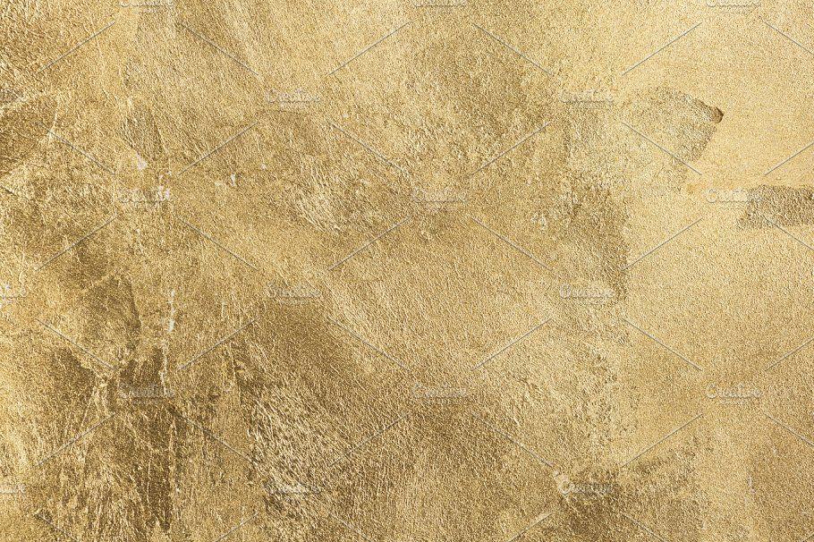 HiRes Gold Leaf Foil Texture (With images) Gold foil