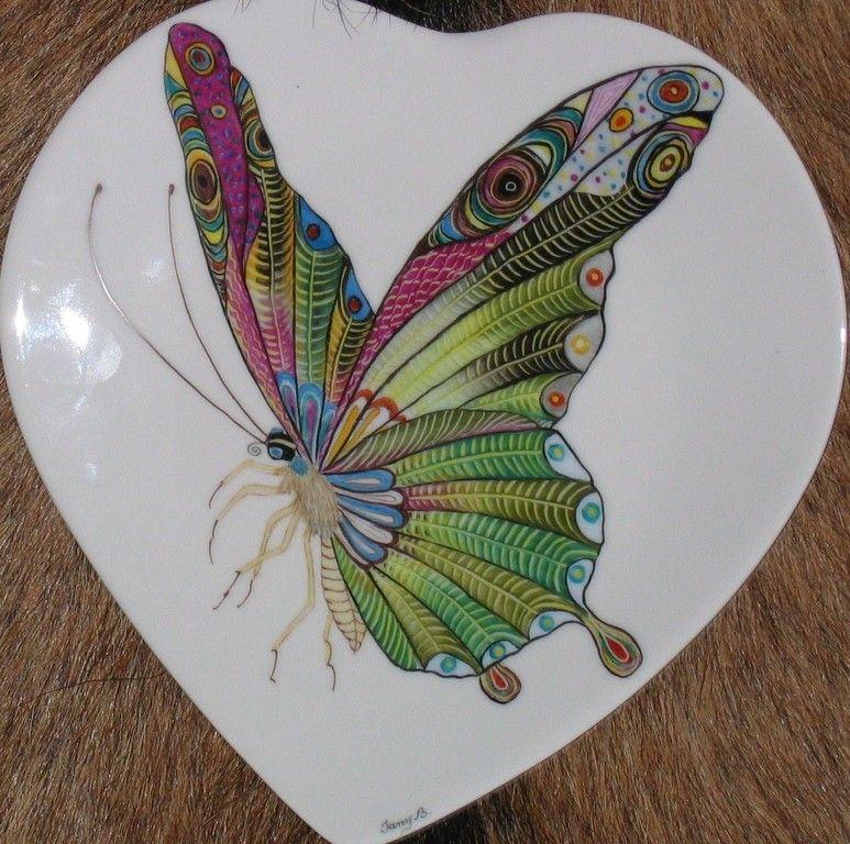 Peinture sur porcelaine peinture sur porcelaine for Peinture sur verre
