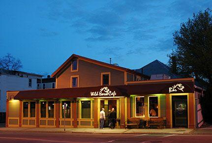 Brendon Crocker S Wild Horse Cafe Restaurant Bar In Beverly Ma Fine Dining